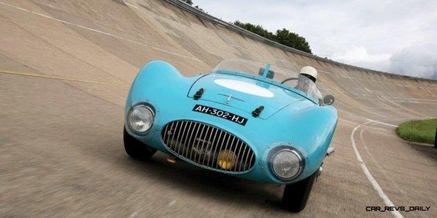 HD Video - 1953 Gordini 24S Blasts Around Its Favorite Tracks Before RM Auctions Paris Sale 22