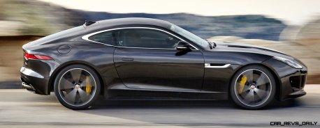 Jaguar Makes a WINNER! 2015 F-type R Coupe Debut10