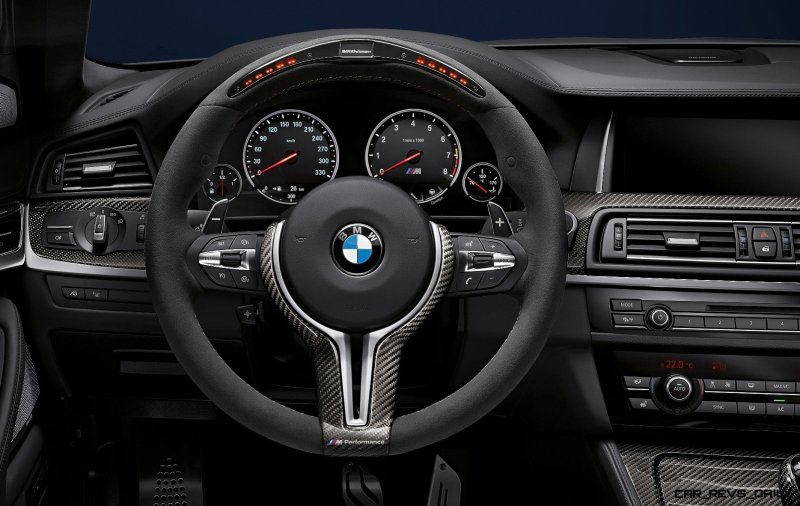M Performance Catalog Offers Hundreds of Ways to Up the Drama and Road Presence of 335i, 535i, M3 and even the X5 and X6 65