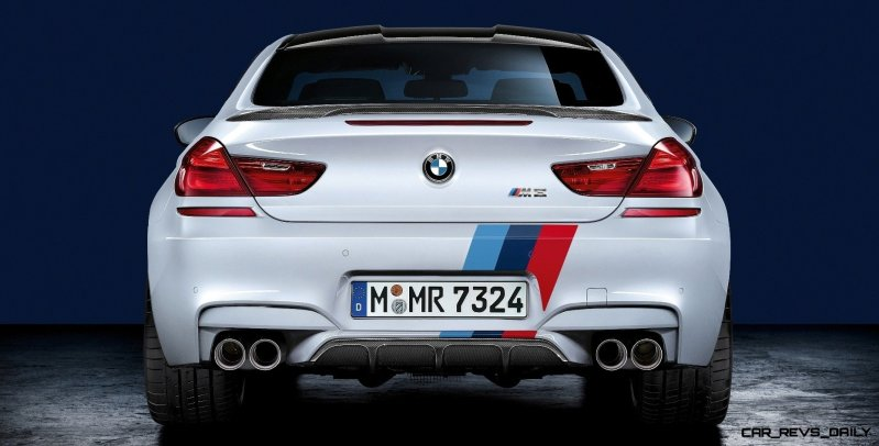 M Performance Catalog Offers Hundreds of Ways to Up the Drama and Road Presence of 335i, 535i, M3 and even the X5 and X6 88