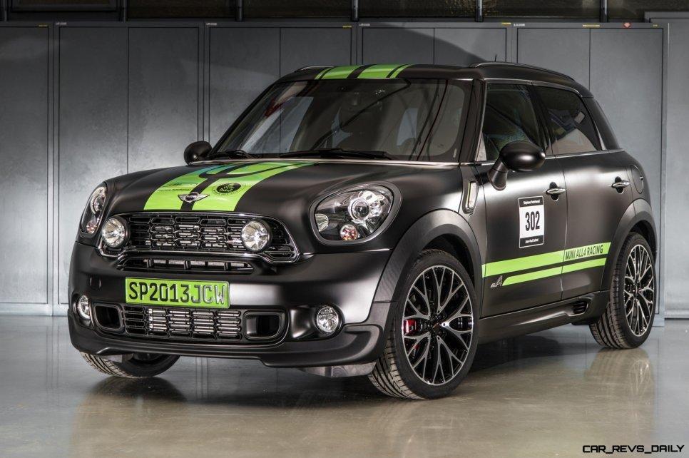 MINI Poised for Dakar Three-Peat with All4 Countryman Squad 20