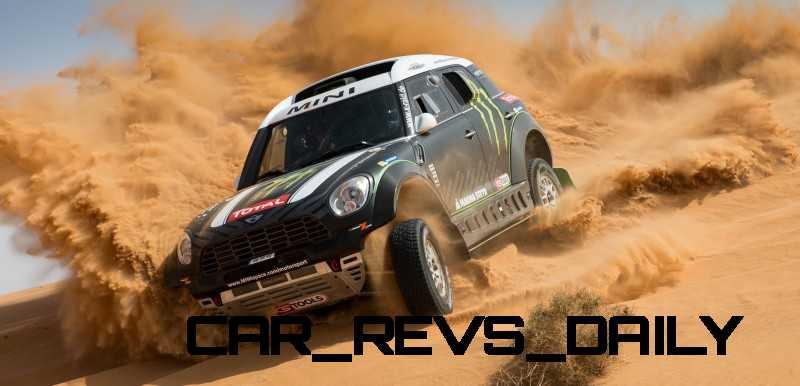 MINI Poised for Dakar Three-Peat with All4 Countryman Squad 27