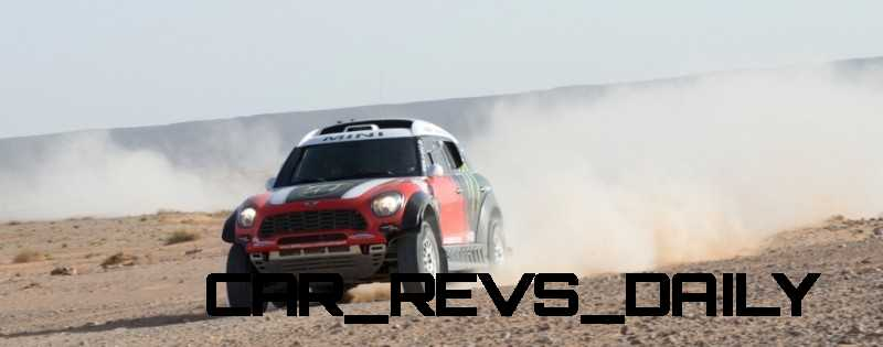 MINI Poised for Dakar Three-Peat with All4 Countryman Squad 42