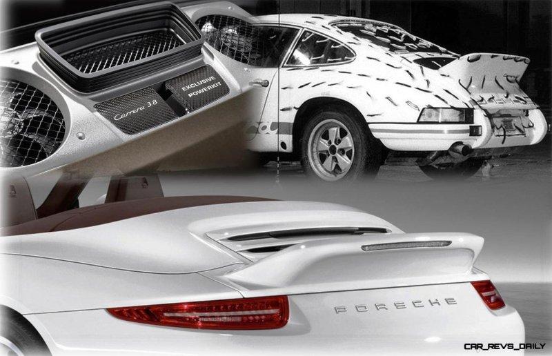 Powerkit for Porsche 911 Carrera S