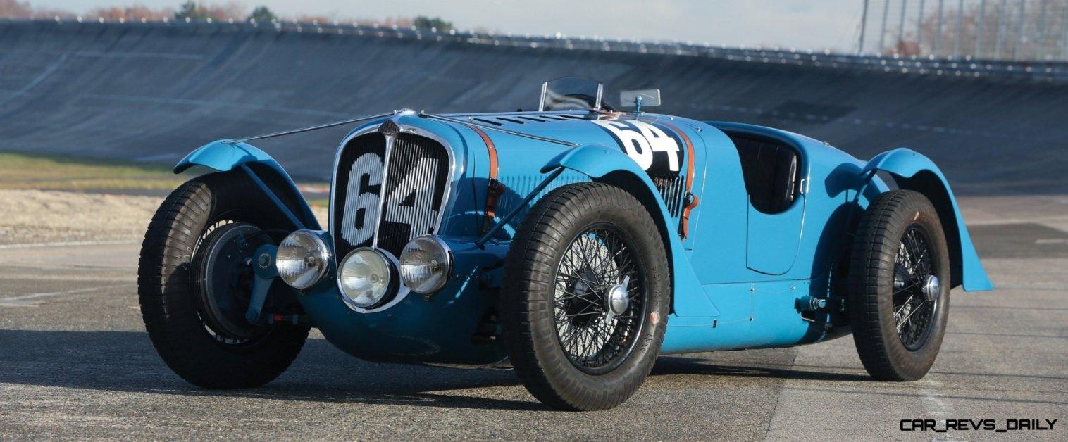 RM Auctions – Paris 2014 Preview Series, Part3 – 1936 Delahaye Type 135S 1
