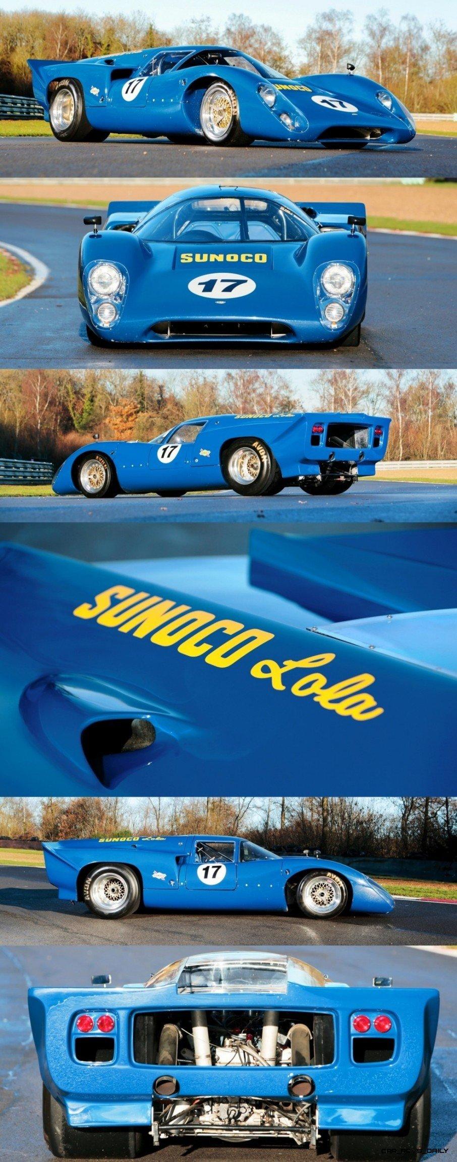 RM Auctions - Paris 2014 Previews - 1969 Lola T70 Mk IIIb by Sbarro2-vert