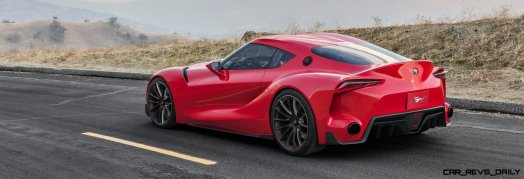 Surprise! Drop-Dead Sexy Toyota Supercar Playable in GT6 and Previewing SUPRA 1