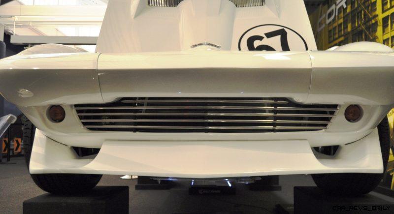 1963 Corvette GS Chaparral by Dick Coup at National Corvette Museum 1