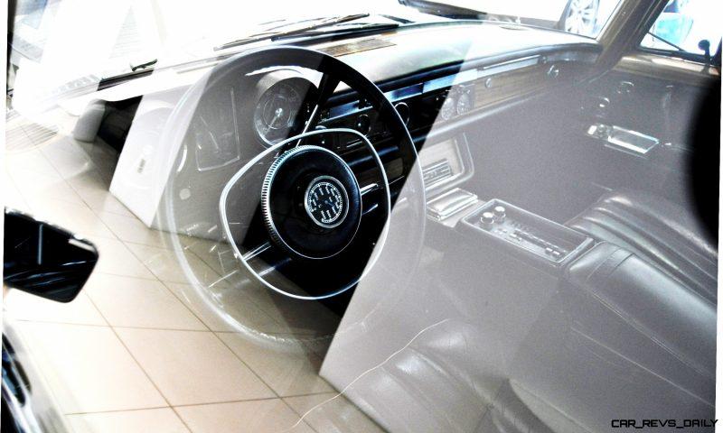1970 Mercedes-Benz 600 Pullman SWB 15
