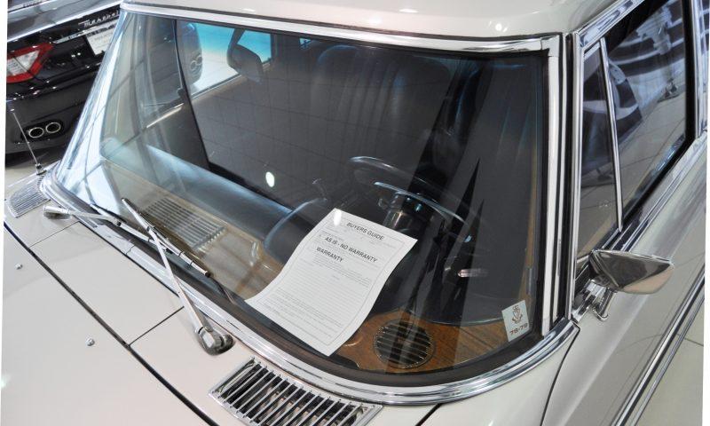 1970 Mercedes-Benz 600 Pullman SWB 17