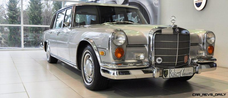 1970 Mercedes-Benz 600 Pullman SWB 4