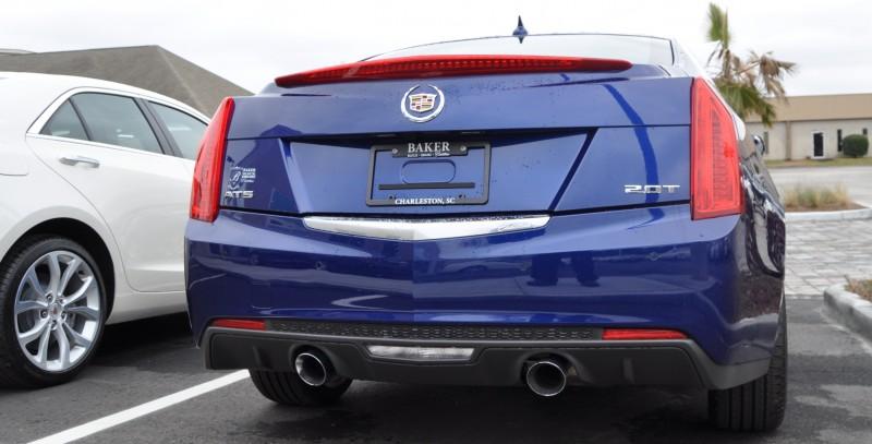 2014 Cadillac ATS4 - High-Res Photos 8