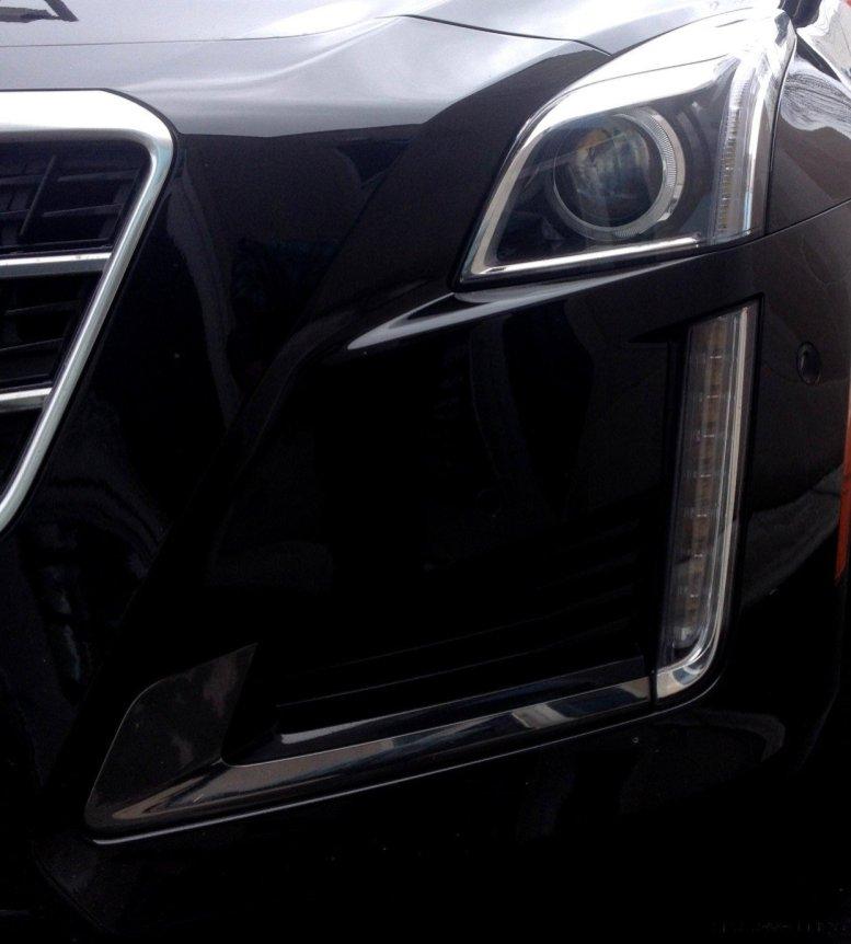 2014 Cadillac CTS Vsport - High-Res Photos 9