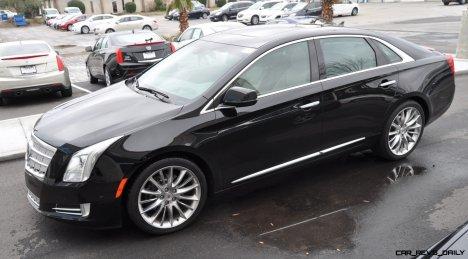 2014 Cadillac XTS4 Platinum Vsport -- First Drive Video and Photos 16