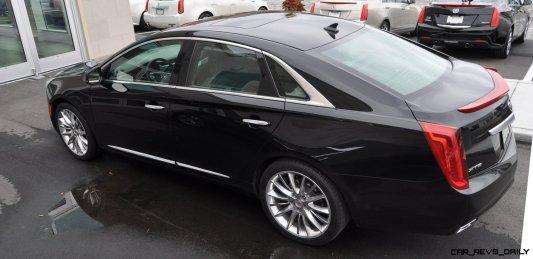 2014 Cadillac XTS4 Platinum Vsport -- First Drive Video and Photos 18