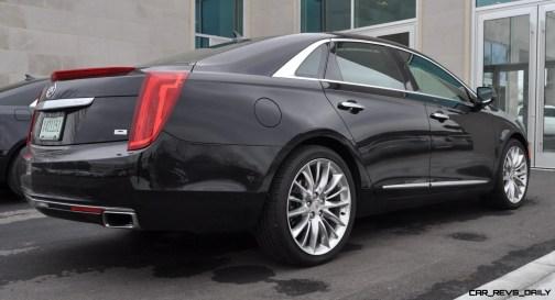 2014 Cadillac XTS4 Platinum Vsport -- First Drive Video and Photos 3