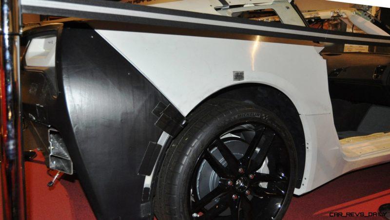 2014 Corvette Stingray IVERS Prototype at Nat'l Corvette Museum 3