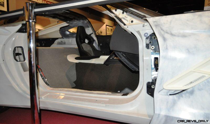 2014 Corvette Stingray IVERS Prototype at Nat'l Corvette Museum 5