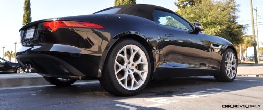 2014 Jaguar F-type S Cabrio - LED Lighting Demo and 60 High-Res Photos35