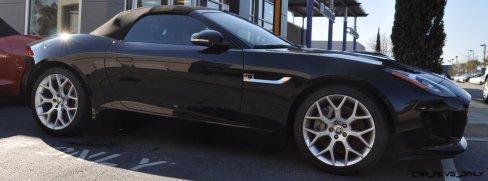 2014 Jaguar F-type S Cabrio - LED Lighting Demo and 60 High-Res Photos38