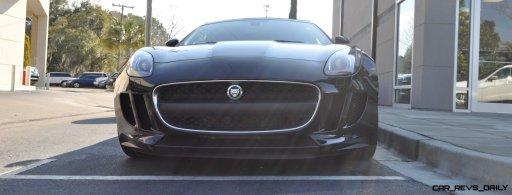 2014 Jaguar F-type S Cabrio - LED Lighting Demo and 60 High-Res Photos41