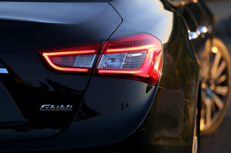 2014 Maserati Ghibli - Latest Official Photos 12