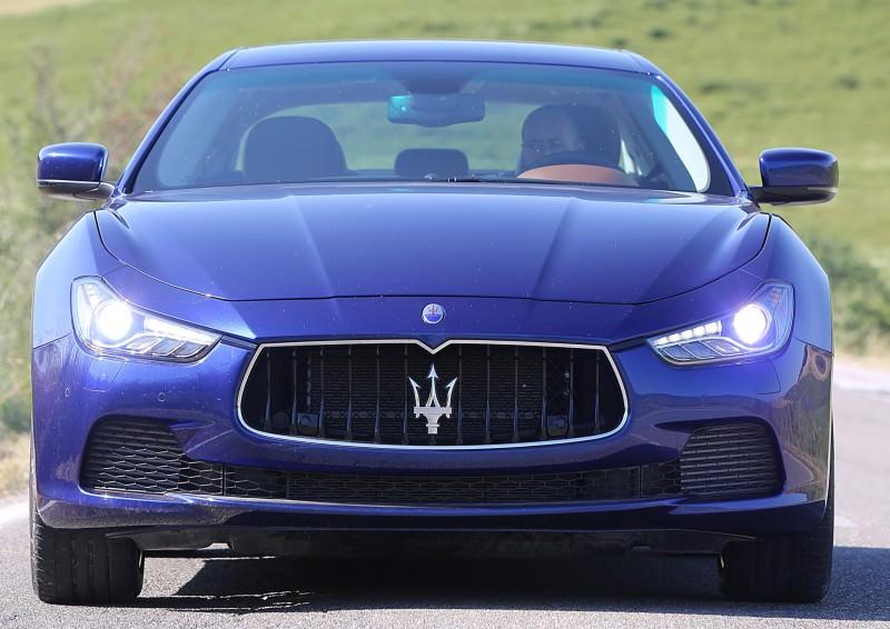 2014 Maserati Ghibli - Latest Official Photos 2