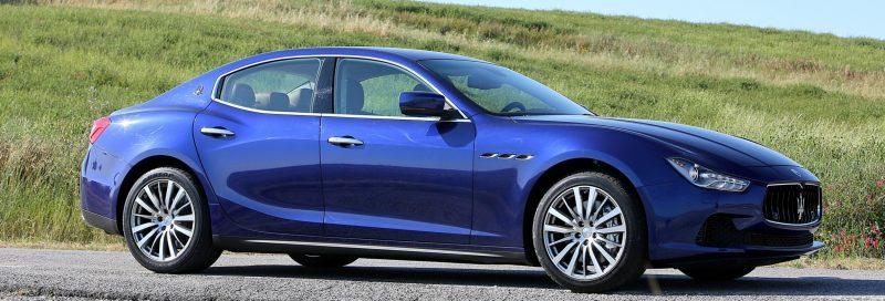 2014 Maserati Ghibli - Latest Official Photos 3