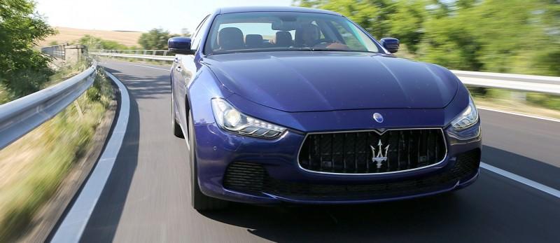 2014 Maserati Ghibli - Latest Official Photos 4