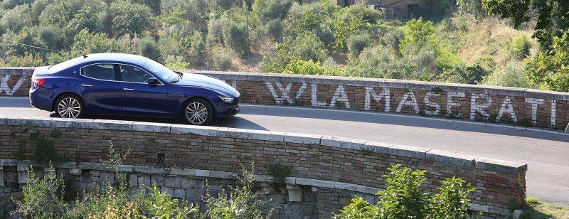 2014 Maserati Ghibli - Latest Official Photos 5