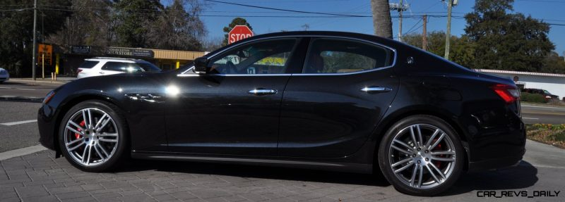 2014 Maserati Ghibli Looking, Sounding Marvelous -- 40+ All-New, High-Res Photos -- Available Now from $67k 14