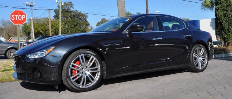 2014 Maserati Ghibli Looking, Sounding Marvelous -- 40+ All-New, High-Res Photos -- Available Now from $67k 16