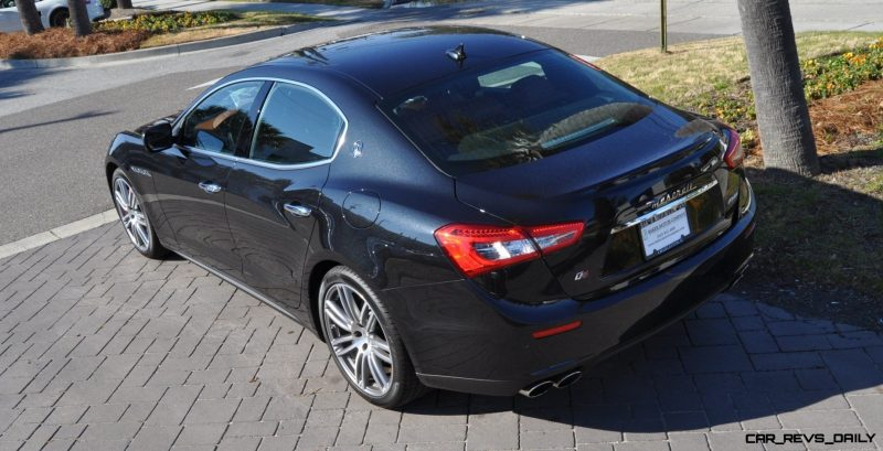 2014 Maserati Ghibli Looking, Sounding Marvelous -- 40+ All-New, High-Res Photos -- Available Now from $67k 23