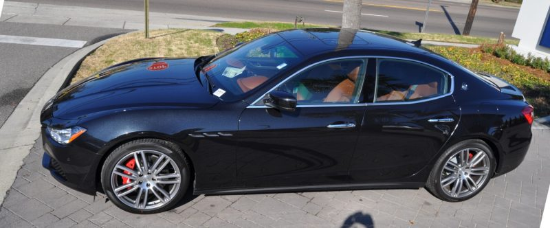 2014 Maserati Ghibli Looking, Sounding Marvelous -- 40+ All-New, High-Res Photos -- Available Now from $67k 27