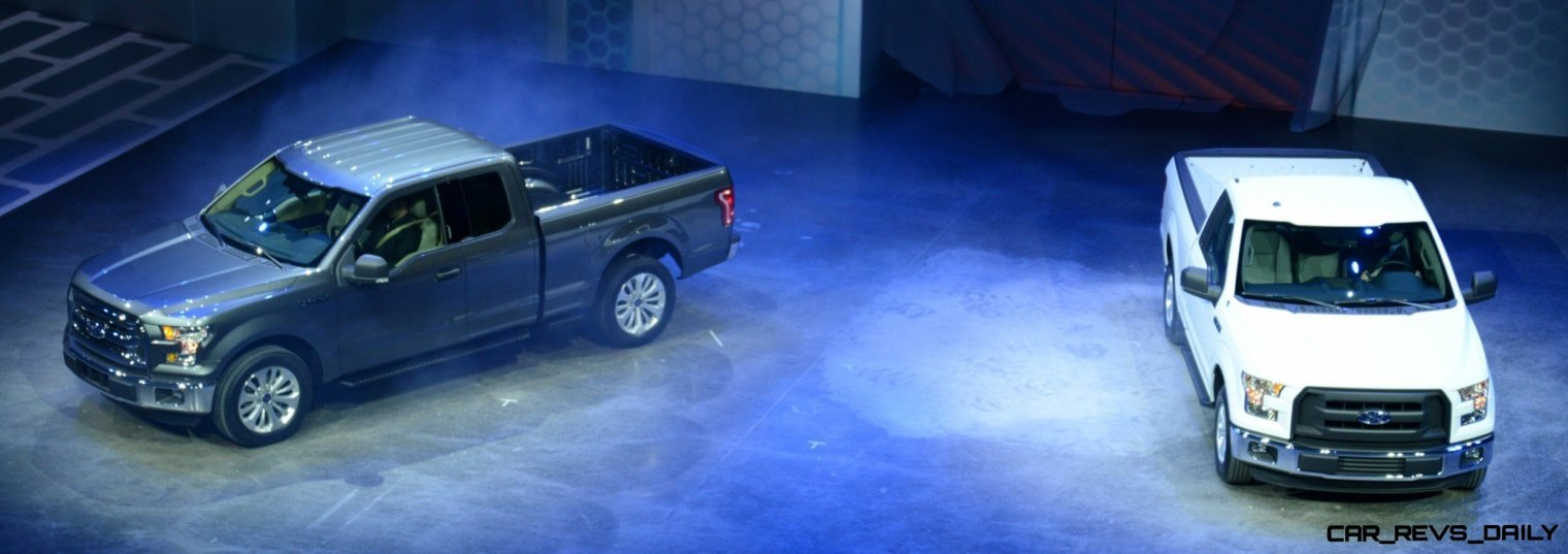 2015 FORD F-150 Almost Unbelieveably New - $14B Golden Goose 11