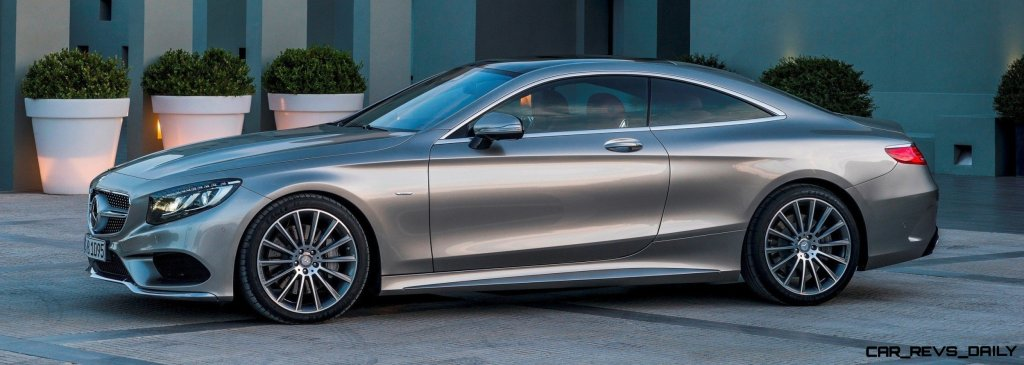 2015 S-Class Coupe