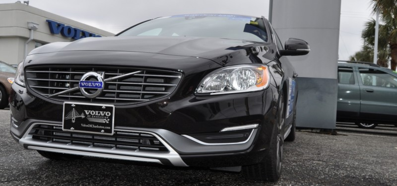 2015 Volvo V60 T5 Sport Pack -- Video Walkaround and 30 All-New Photos 5