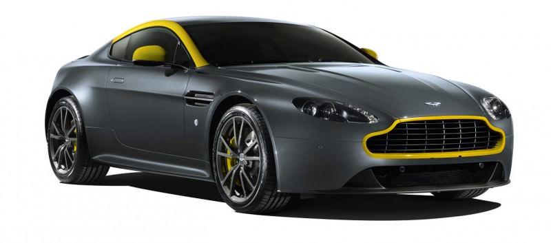 Car-Revs-Daily.com -- 2014 Aston-Martin N430 Vantage 154