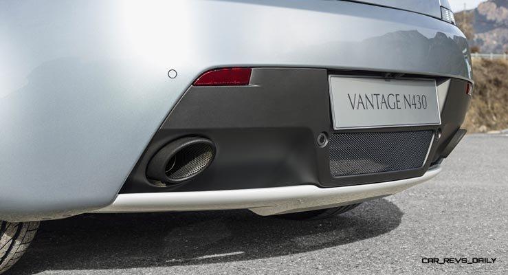 Car-Revs-Daily.com -- 2014 Aston-Martin N430 Vantage 172