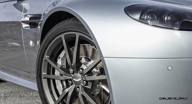 Car-Revs-Daily.com -- 2014 Aston-Martin N430 Vantage 174