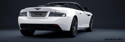 Codename 004 -- DB9 Carbon White VOLANTE 64