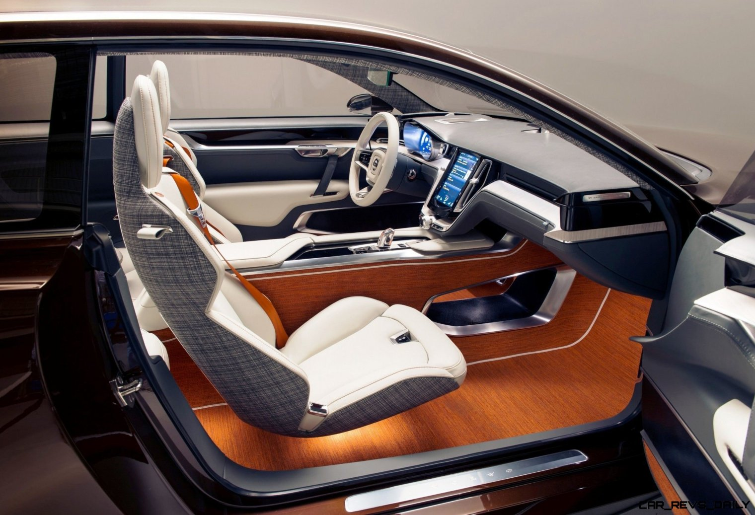 Concept Estate Confirms It! Volvo's New Design Lead Th. Ingenlath Should Be Sweden's Man of the Year 16
