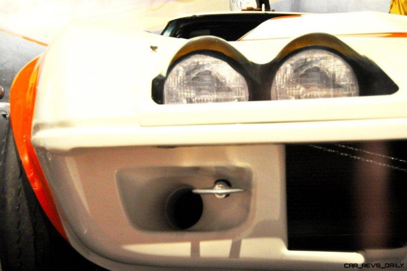 Corvette Museum -- The Racecars! 58 High-Res Photos -- Plus NCM Motorsports Park A High-Speed Dream 14