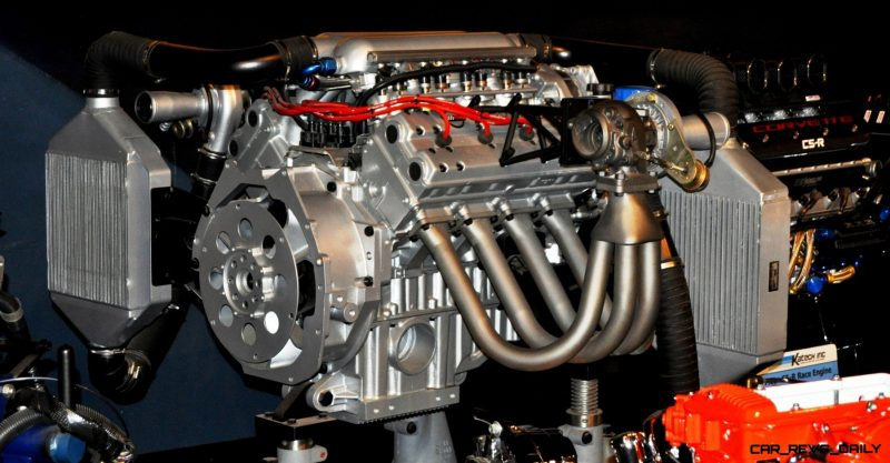 Corvette Museum -- The Racecars! 58 High-Res Photos -- Plus NCM Motorsports Park A High-Speed Dream 26