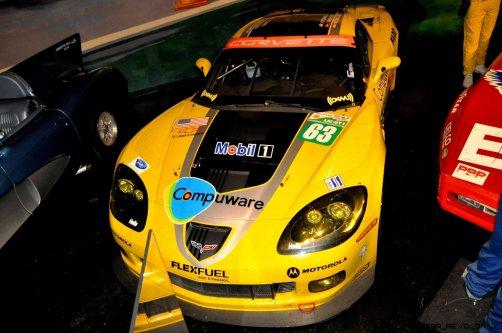 Corvette Museum -- The Racecars! 58 High-Res Photos -- Plus NCM Motorsports Park A High-Speed Dream 29
