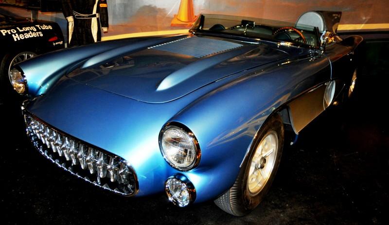 Corvette Museum -- The Racecars! 58 High-Res Photos -- Plus NCM Motorsports Park A High-Speed Dream 39