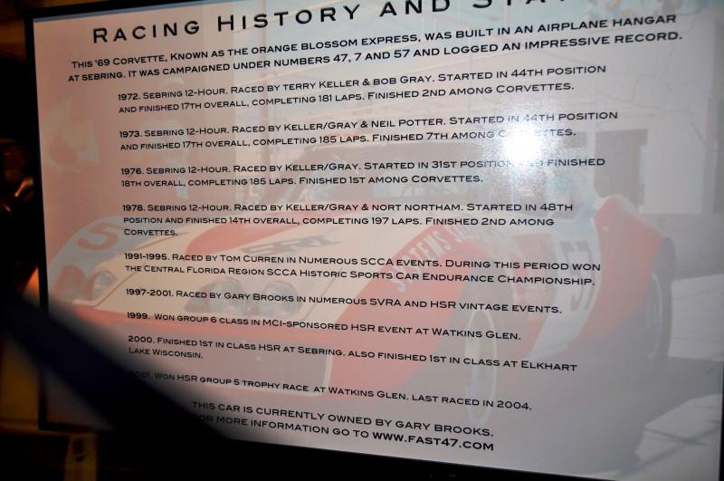 Corvette Museum -- The Racecars! 58 High-Res Photos -- Plus NCM Motorsports Park A High-Speed Dream 4