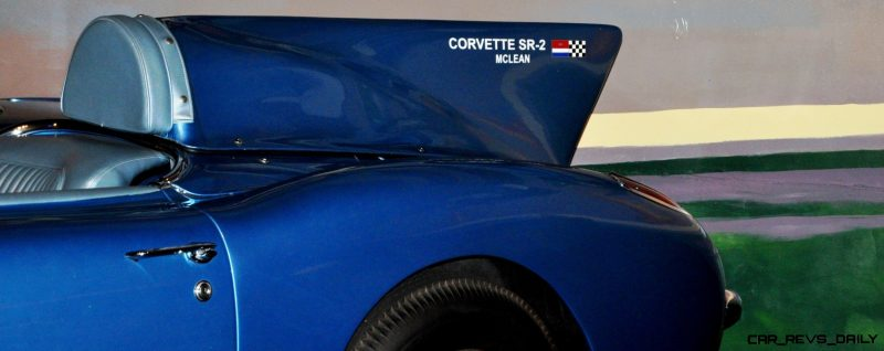 Corvette Museum -- The Racecars! 58 High-Res Photos -- Plus NCM Motorsports Park A High-Speed Dream 42