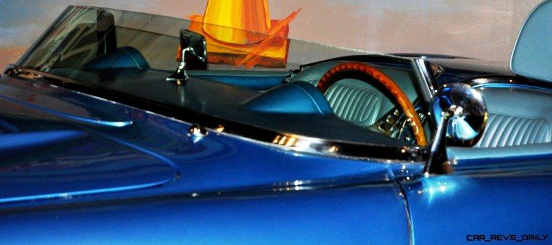 Corvette Museum -- The Racecars! 58 High-Res Photos -- Plus NCM Motorsports Park A High-Speed Dream 43