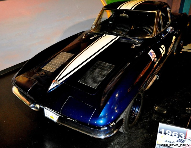 Corvette Museum -- The Racecars! 58 High-Res Photos -- Plus NCM Motorsports Park A High-Speed Dream 44